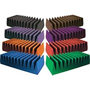 Auralex Venus Bass Traps 2'x4'x1' panels (2 pack)
