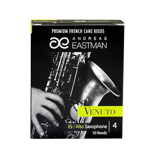 Andreas Eastman Venuto Alto Saxophone Reeds Strength 4 Box of 10