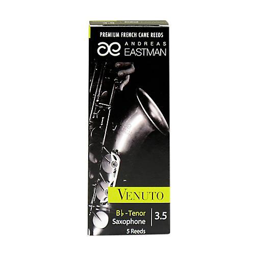 Andreas Eastman Venuto Tenor Saxophone Reeds Strength 3.5 Box of 5