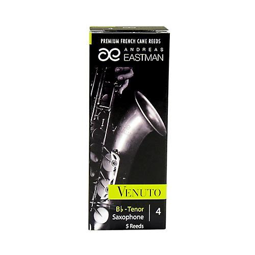 Andreas Eastman Venuto Tenor Saxophone Reeds Strength 4 Box of 5