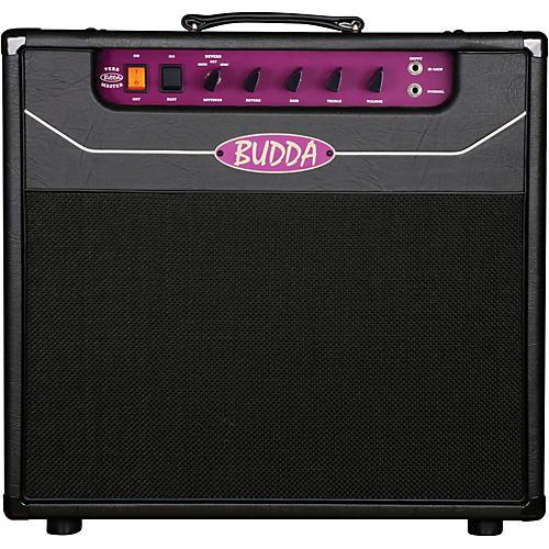 Budda Verbmaster 1x12 Tube Guitar Combo Amp Black