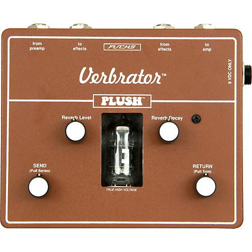 Peluso Verbrator Loop and Reverb Guitar Effects Pedal