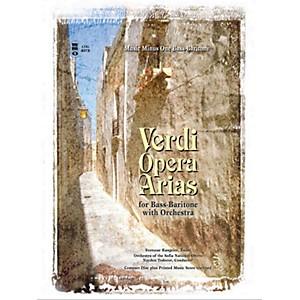 Music Minus One Verdi - Bass-Baritone Arias with Orchestra Music Minus One ...