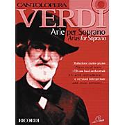 Hal Leonard Verdi Arias for Soprano