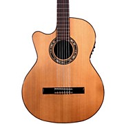 Kremona Verea Left-Handed Classical Acoustic-Electric Guitar