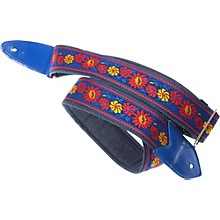 Jodi Head Verna Denim Slider Guitar Strap
