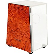Tycoon Percussion Vertex Acrylic Series Cajon