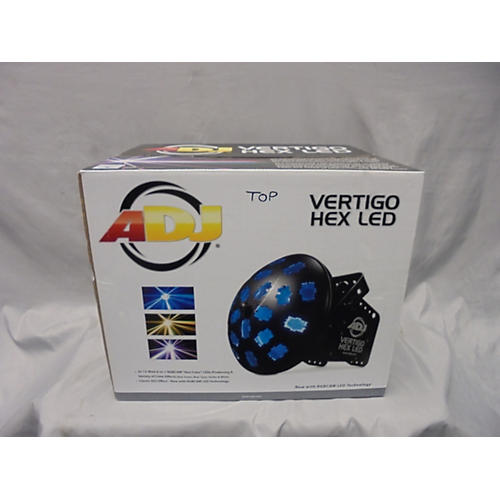 American DJ Vertigo Hex Lighting Effect