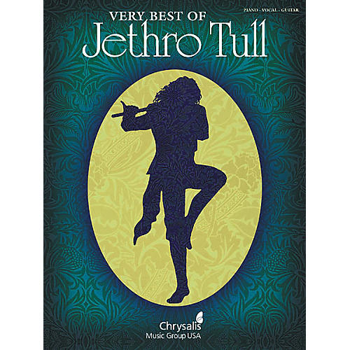 Hal Leonard Very Best of Jethro Tull Piano, Vocal, Guitar Songbook-thumbnail