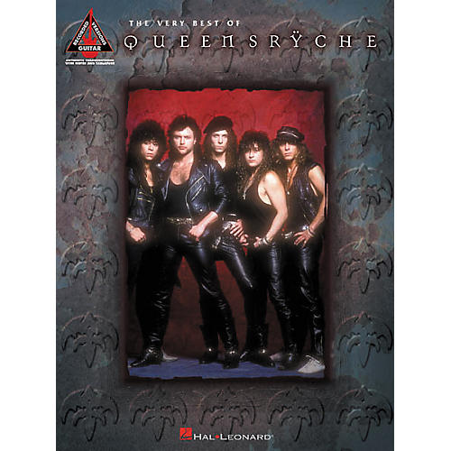 Hal Leonard Very Best of Queensryche Guitar Tab Songbook-thumbnail