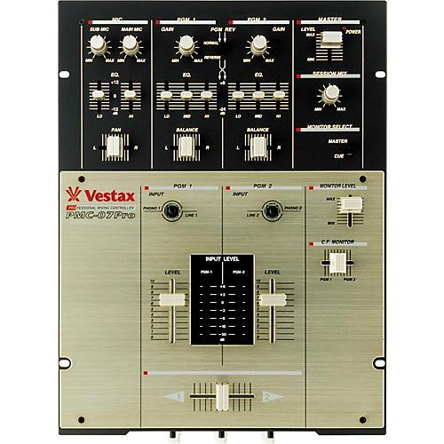 Vestax Vestax PMC 07 Pro 2 CH Mixer