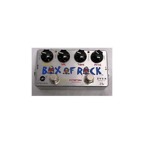 Zvex Vexter Box Of Rock Distortion Boost Effect Pedal