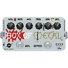 Zvex Vexter Box of Metal Distortion Guitar Effects Pedal Level 1