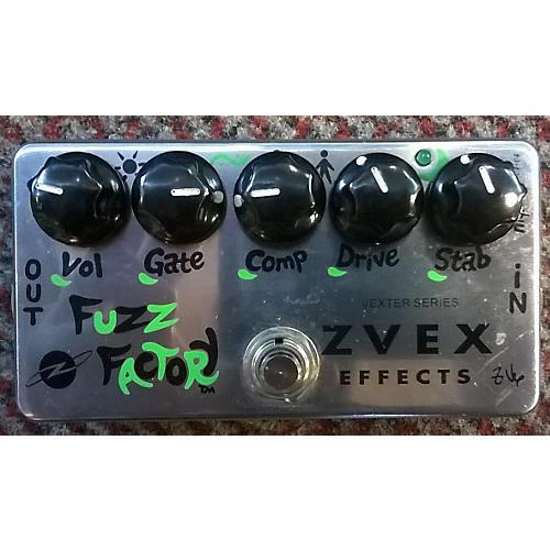 Zvex Vexter Fuzz Factory Effect Pedal