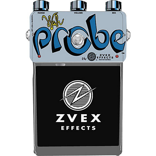 ZVex Vexter Series Wah Probe Guitar Effects Pedal
