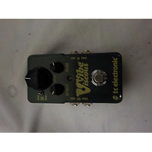 Pre-owned TC Electronic Vibe Vicious Effect Pedal by TC Electronic