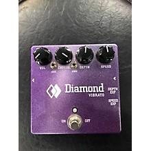 DIAMOND PEDALS Vibrato Effect Pedal