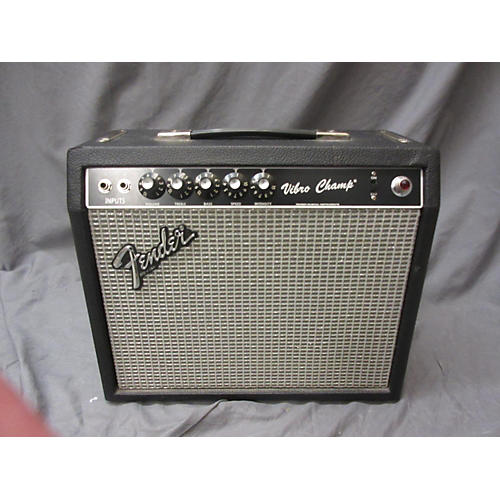 Fender Vibro Champ 1x8 AMP COMBO A GUITAR
