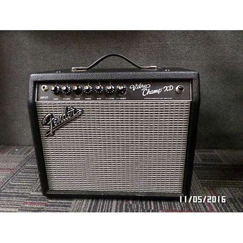 Fender Vibro Champ XD 5W 1X8 Guitar Combo Amp-thumbnail