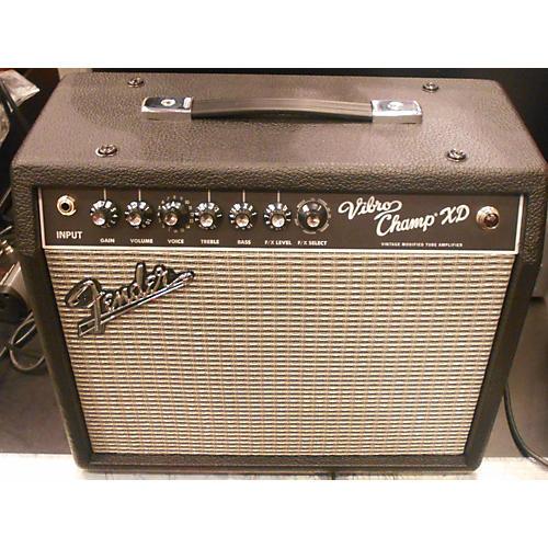 Fender Vibro Champ XD 5W 1X8 Guitar Combo Amp