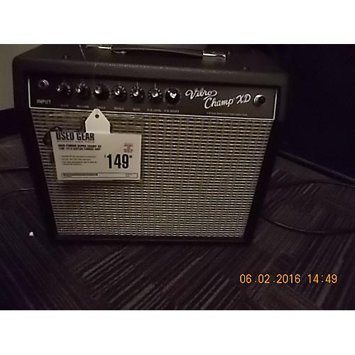 Fender Vibro Champ XD 5W 1X8