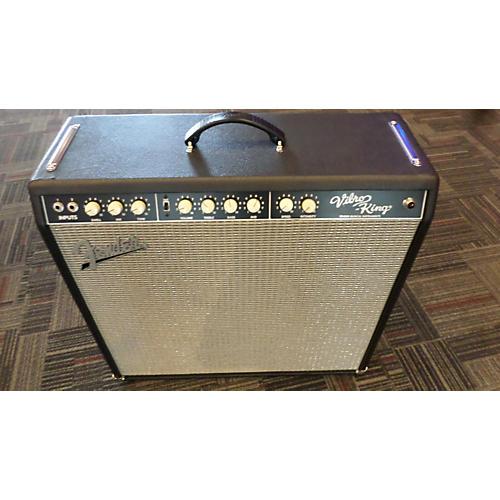 Fender Vibro King 60W 3x10 Tube Guitar Combo Amp