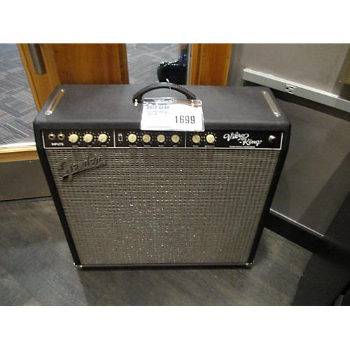 Fender Vibro King Custom 60W 3x10 Tube Guitar Combo Amp