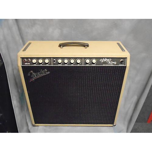 Fender Vibro-King Tube Guitar Combo Amp
