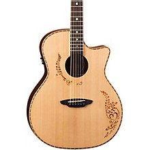 Luna Guitars Vicki Genfan Signature Acoustic-Electric Guitar
