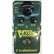 TC Electronic Vicsous Vibe Effect Pedal
