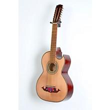 Paracho Elite Guitars Victoria-P 12 String Acoustic-Electric Bajo Sexto Level 2 Natural 888366040928