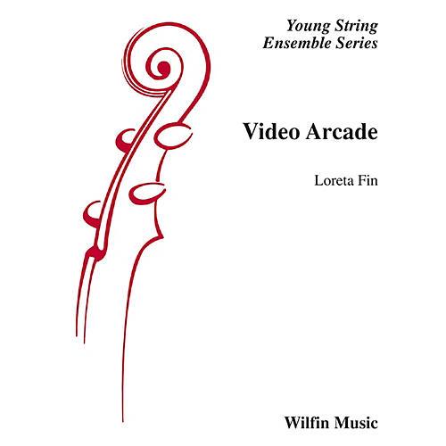 Alfred Video Arcade - String Orchestra Grade 2.5 Set-thumbnail