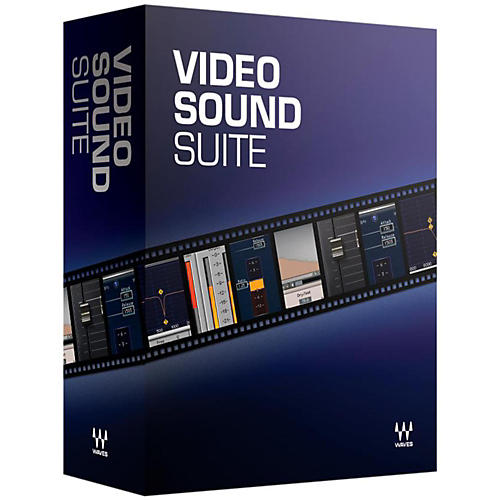 Waves Video Sound Suite Bundle Native/TDM/SG Software Download
