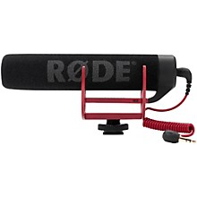Rode Microphones VideoMic GO On-Camera Shotgun Microphone