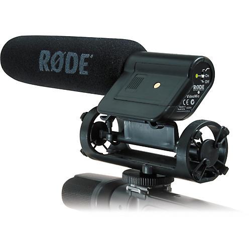 Rode Microphones VideoMic Shotgun Condenser Microphone-thumbnail