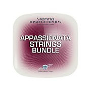 Vienna Instruments Vienna Appassionata Strings Bundle Full Library (Standard + Extended) Software Download