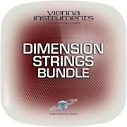 Vienna Instruments Vienna Dimension Strings Bundle Standard Library