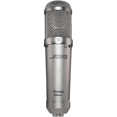 ADK Microphones Vienna Mk8 Cardioid Condenser Microphone-thumbnail
