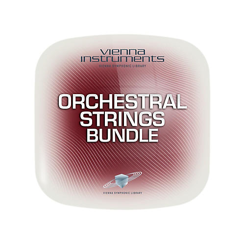 Vienna Instruments Vienna Orchestral Bundle Strings Standard Software Download