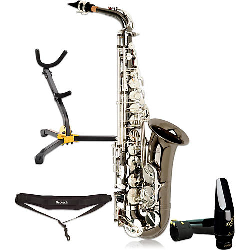 Allora Vienna Series Intermediate Alto Saxophone Kit-thumbnail