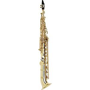 Allora Vienna Series Intermediate Semi-Curved Soprano Saxophone by Allora