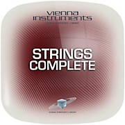Vienna Instruments Vienna Strings Complete Full Library (Standard + Extended) Software Download