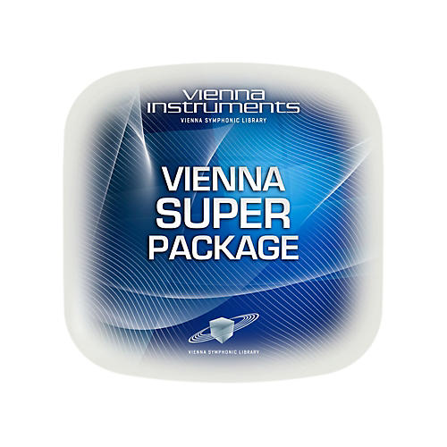 Vienna Instruments Vienna Super Package Extended (requires standard) Software Download-thumbnail