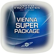 Vienna Instruments Vienna Super Package Full Library (Standard + Extended) Software Download