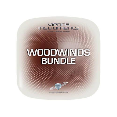 Vienna Instruments Vienna Woodwinds Bundle Extended (requires standard) Software Download-thumbnail