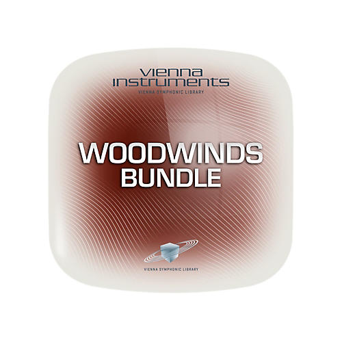 Vienna Instruments Vienna Woodwinds Bundle Standard Software Download