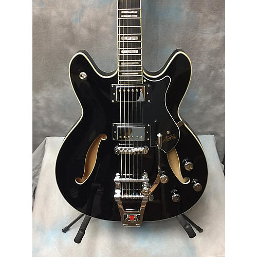 Hagstrom Viking Deluxe Hollow Body Electric Guitar