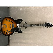 Hagstrom Viking P Hollow Body Electric Guitar