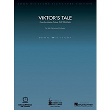 Cherry Lane Viktor's Tale (from The Terminal) John Williams Signature Edition Orchestra Series by John Williams