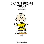 Hal Leonard Vince Guaraldi: Charlie Brown Theme Piano Book